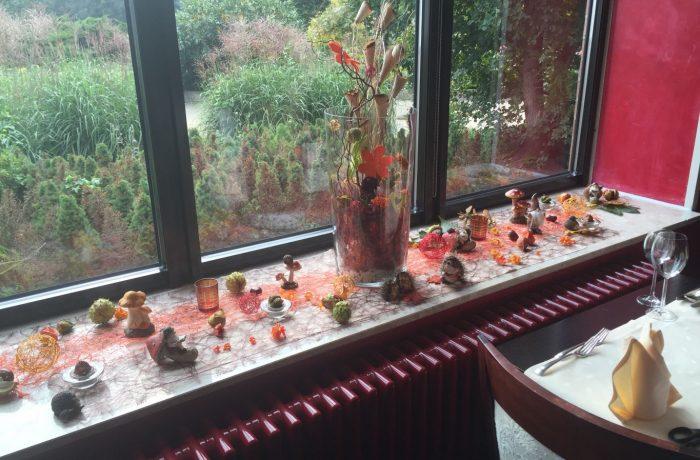 Der Herbst zieht auch wieder im Restaurant Petriförder ein